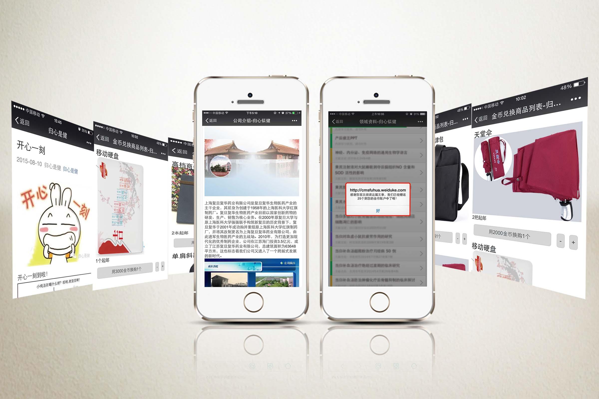 微信定制开发微信营销